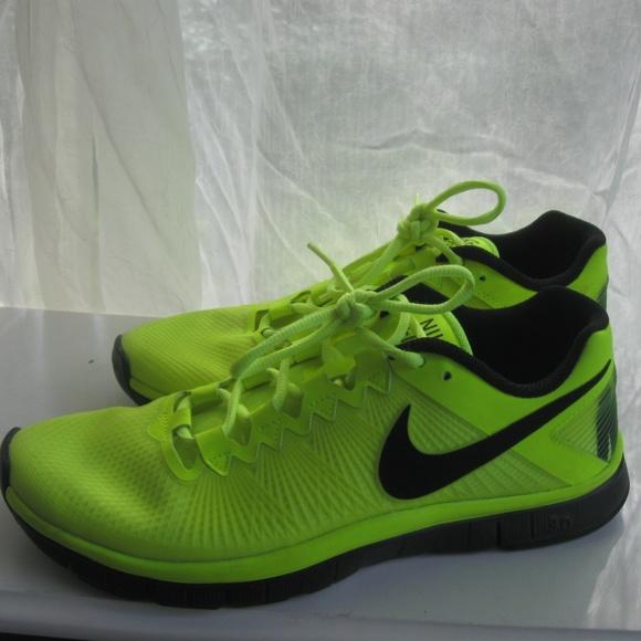 Nike Shoes | Nike Free 3 Neon Yellow